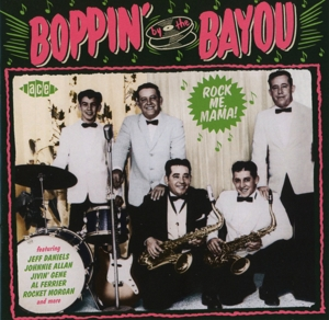 VARIOUS - BOPPIN' BY THE BAYOU-ROCK