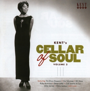 VARIOUS - KENT'S CELLAR OF SOUL VOLUME 33