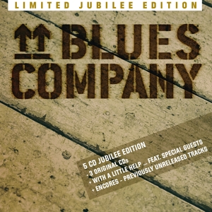 BLUES COMPANY - JUBILEE EDITION