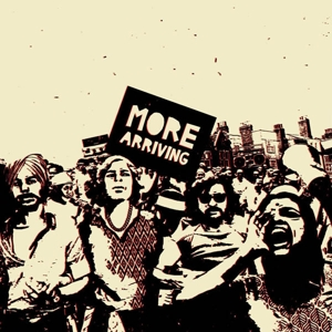 KORWAR, SARATHY - MORE ARRIVING (TRANSPARENT RED)