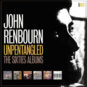 RENBOURN, JOHN - UNPENTANGLED SIXTIES ALBUMS/ CLAMSHELL -BOX SET-