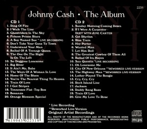 CASH, JOHNNY - ALBUM -DIGI-