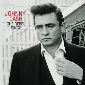 CASH, JOHNNY - REBEL SINGS -LTD.-