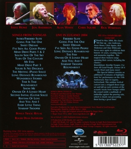 YES - SONGS FROM TSONGAS - YES 35TH ANNIV