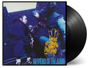 LORDS OF THE UNDERGROUND - KEEPERS OF THE FUNK -CLRD