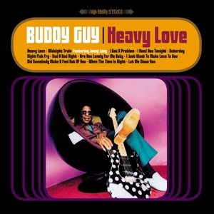 GUY, BUDDY - HEAVY LOVE -HQ/GATEFOLD-
