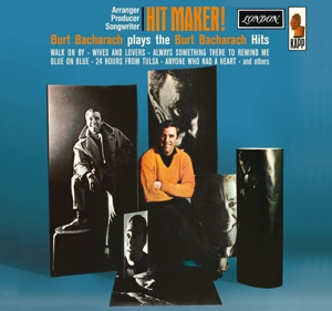 BACHARACH, BURT - HIT MAKER! -HQ/LTD-