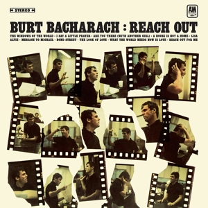 BACHARACH, BURT - REACH OUT -HQ/LTD-