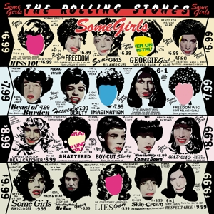 ROLLING STONES - SOME GIRLS -HALF SPEED-