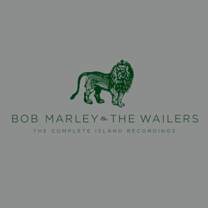 MARLEY, BOB - THE COMPLETE ISLAND CD BOX SET