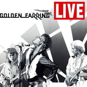 GOLDEN EARRING - LIVE -COLOURED-