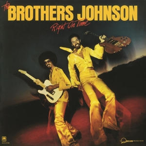 BROTHERS JOHNSON - RIGHT ON TIME -HQ-