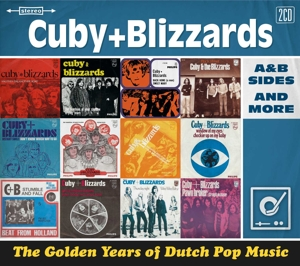 CUBY&BLIZZARDS - GOLDEN YEARS OF DUTCH POP MUSIC