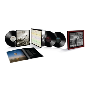 RUSH - PERMANENT WAVES -3LP BOXSET-