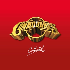 COMMODORES - COLLECTED -COLOURED-