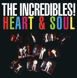 INCREDIBLES - HEART & SOUL -HQ-
