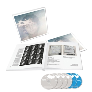 LENNON, JOHN - IMAGINE (LTD. SUPER DEL.ED) (4CD&2B