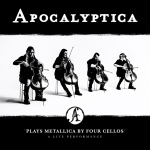 APOCALYPTICA - PLAYS METALLICA LIVE (LP+DVD)