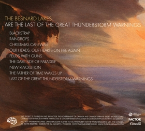 BESNARD LAKES - ARE THE LAST OF THE GREAT THUNDERST