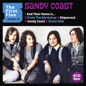 SANDY COAST - THE FIRST FIVE