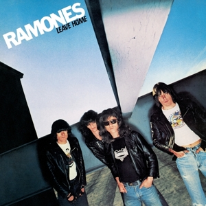 RAMONES - LEAVE HOME -ANNIVERS-