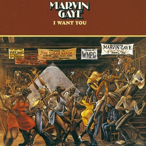 GAYE, MARVIN - I WANT YOU (180GR&DOWNLOAD)