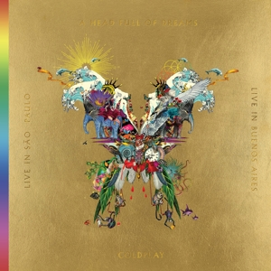 COLDPLAY - LIVE IN BUENOS AIRES / LIVE IN SAO PAULO / A HEAD FULL)
