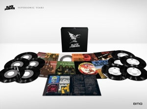 BLACK SABBATH - SUPERSONIC.. -BOX SET-