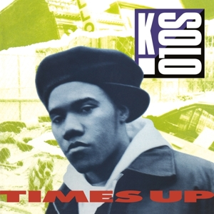 K-SOLO - TIMES UP -HQ/INSERT-