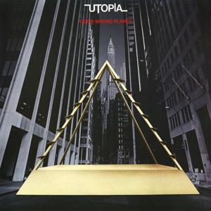 UTOPIA - OOPS! WRONG PLANET -CLRD-