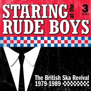 VARIOUS - STARING AT THE RUDE BOYS: