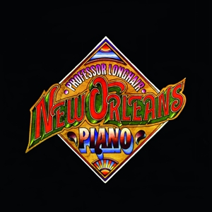 PROFESSOR LONGHAIR - NEW ORLEANS PIANO -HQ-