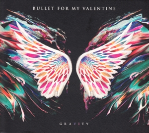 BULLET FOR MY VALENTINE - GRAVITY (LTD.ED.)