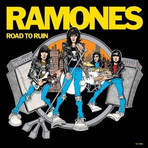 RAMONES - ROAD TO RUIN -3CD+LP 40TH ANN EDITION-