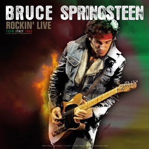 SPRINGSTEEN, BRUCE - BEST OF ROCKIN LIVE FROM ITALY 1993