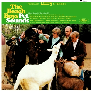 BEACH BOYS - PET SOUNDS - STEREO  180GR&DOWNLOAD