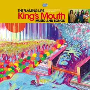FLAMING LIPS, THE - KINGS MOUTH