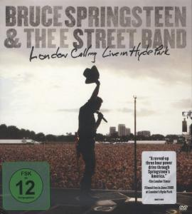 SPRINGSTEEN, BRUCE - LONDON CALLING:LIVE IN..