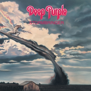 DEEP PURPLE - STORMBRINGER (LTD. PURPLE ED.)