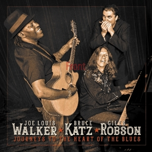 WALKER, KATZ & ROBSON - JOURNEYS TO THE HEART..