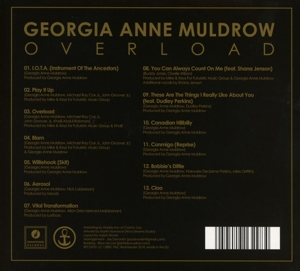 GEORGIA ANNE MULDROW - OVERLOAD
