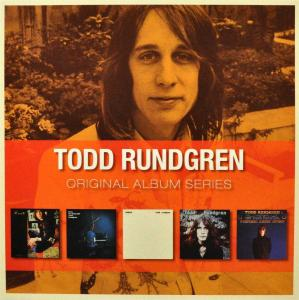 RUNDGREN, TODD - ORIGINAL ALBUM SERIES