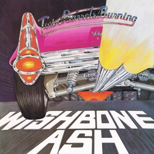 WISHBONE ASH - TWO BARRELS BURNING -PD-