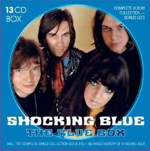 SHOCKING BLUE - BLUE BOX