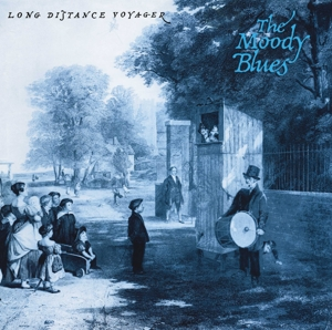 MOODY BLUES, THE - LONG DISTANCE VOYAGER (REMASTERED/E