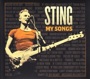 STING - MY SONGS (DEL.ED.)