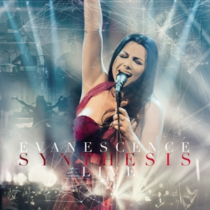 EVANESCENCE - SYNTHESIS LIVE -COLOURED-