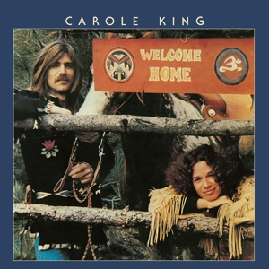 KING, CAROLE - WELCOME HOME -HQ-