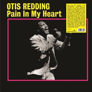 REDDING, OTIS - PAIN IN MY HEART -HQ-
