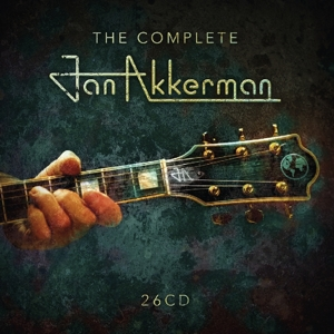 AKKERMAN, JAN - COMPLETE JAN AKKERMAN -BOX SET-